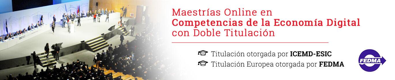 Doble Titulación Maestrías ICEMD