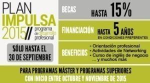 Plan Impulsa ICEMD, 30 septiembre