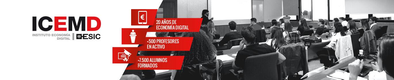 ICEMD, Instituto de la Economía Digital de ESIC