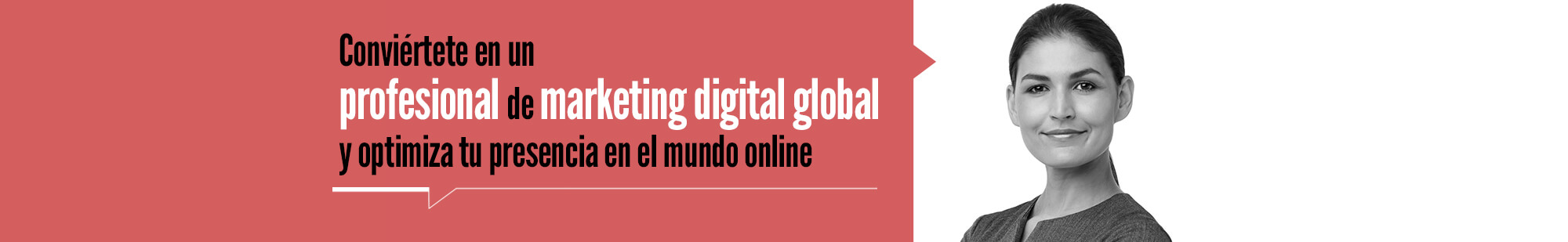 Máster Online en Competencias de la Economía Digital con especialidad en Marketing Digital