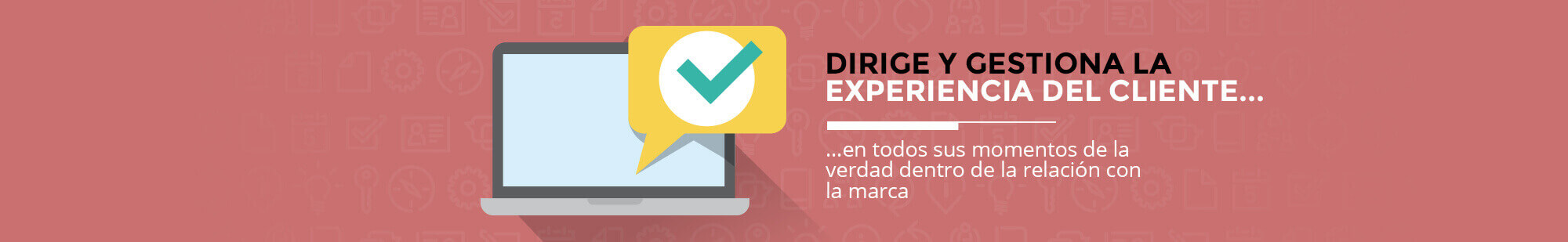 Curso Especializado Online en Customer Experience Management