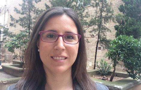 Clara Tamayo, alumna ICEMD