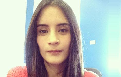 Jennifer Serrano, alumna ICEMD