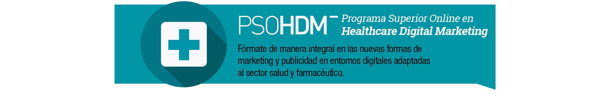 Programa Superior Online Healthcare Digital Marketing